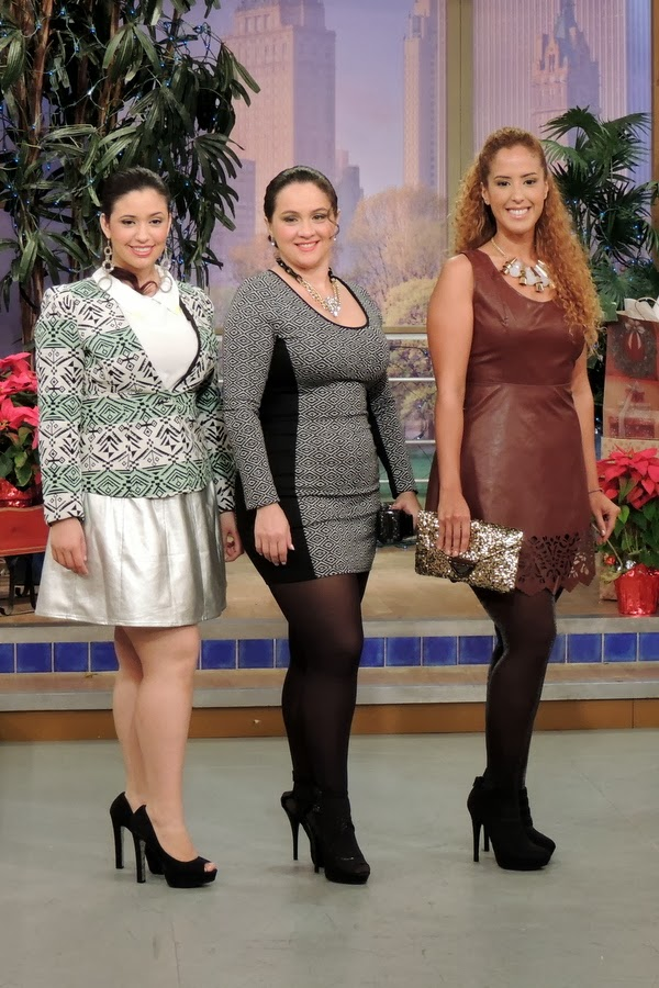 Slimming Holiday Outfits Slimming kampsunid